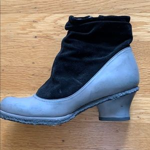 Audley London boots